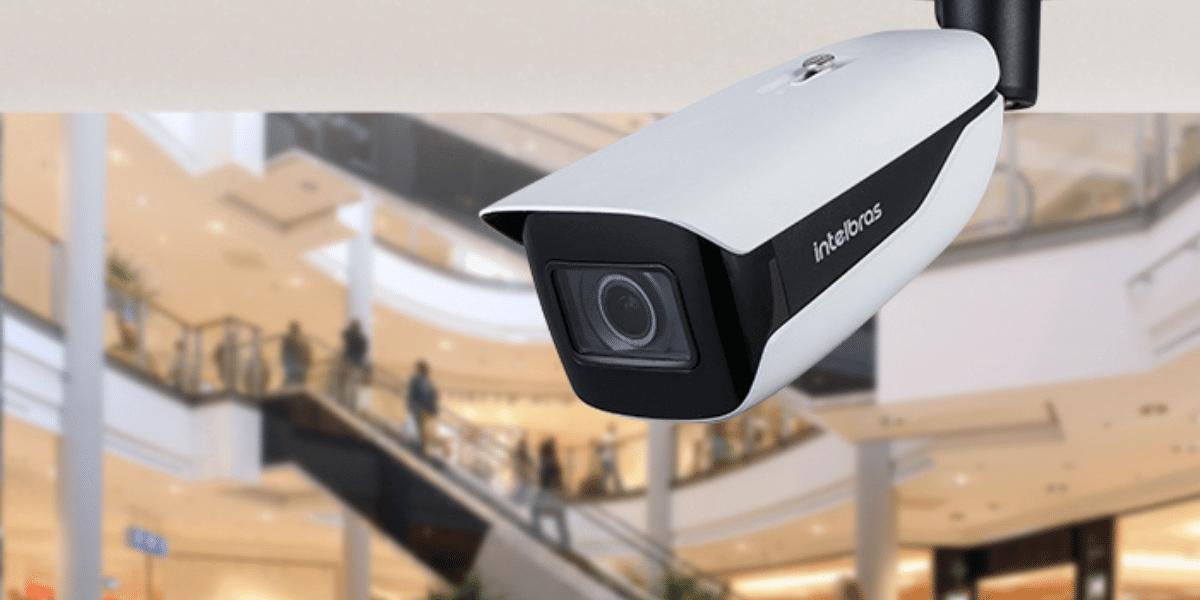 O que é a câmera com reconhecimento facial?