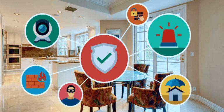 Dicas de segurança eletrônica para sua casa