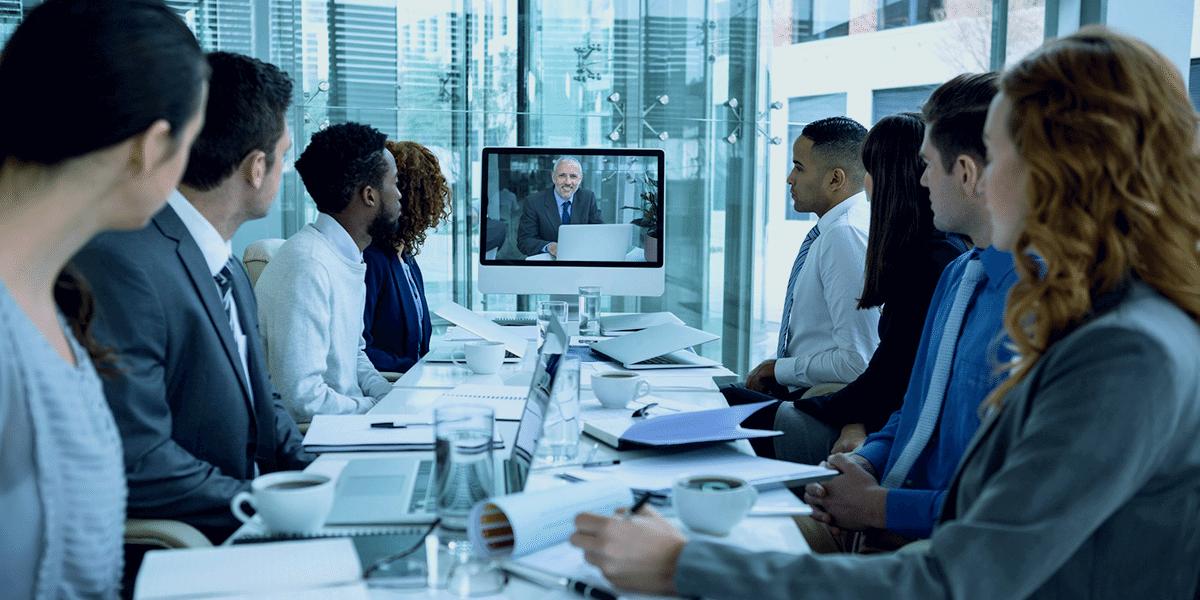 Videoconferência mais fácil e segura – Aprenda como
